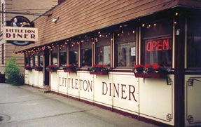 Littleton Diner Front
