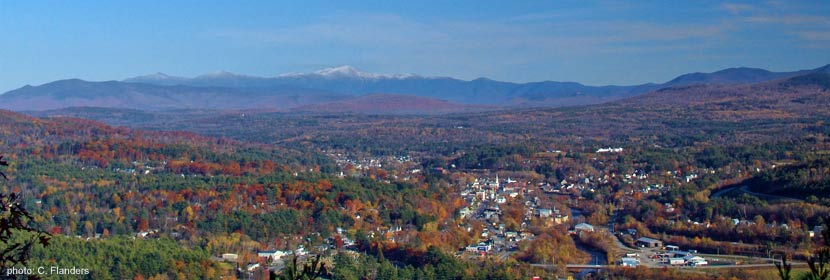Littleton and The White Mountain Presidential Range